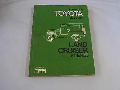 toyota fj cruiser repair manual pdf