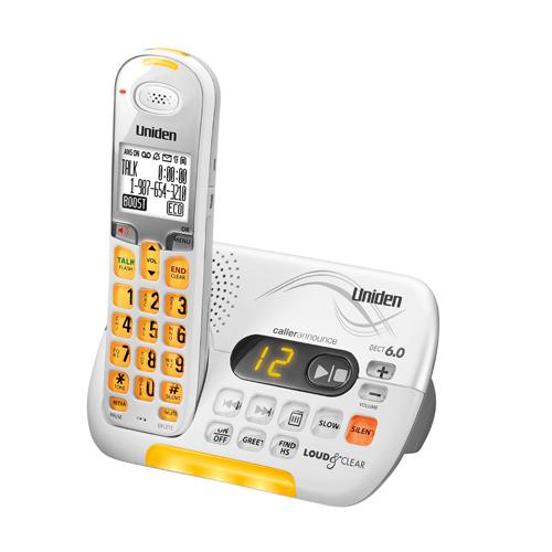uniden digital cordless phone manual