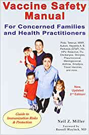 vaccine safety manual for concerned families and health practitioners