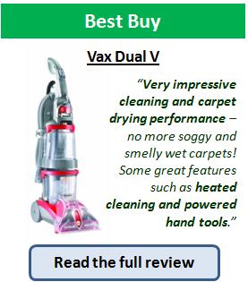 vax dual v carpet cleaner manual