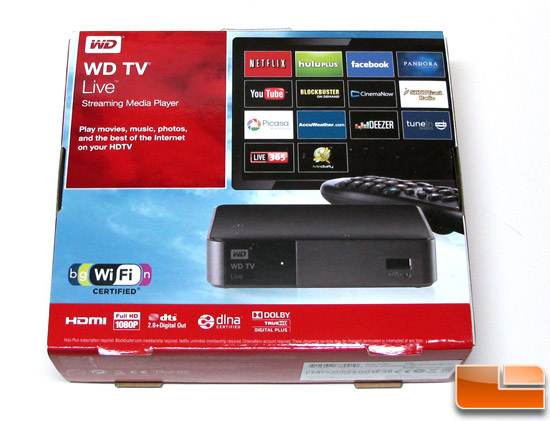 wd tv live hd media player manual
