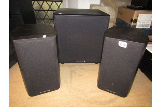 wharfedale diamond sw150 subwoofer manual