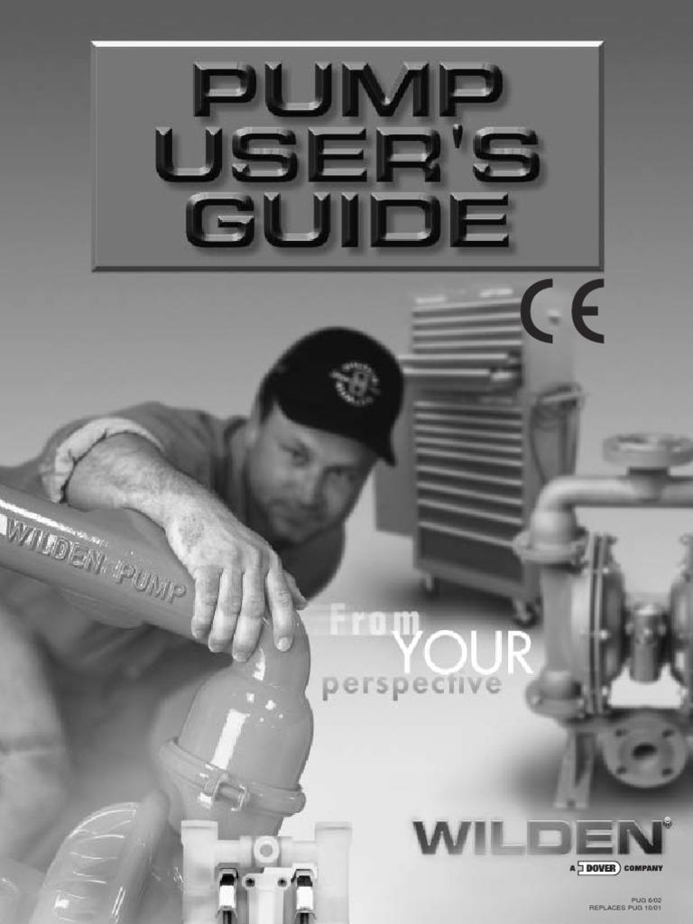wilden pump m8 manual pdf