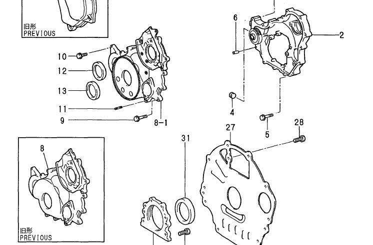 yanmar 6lp ste parts manual