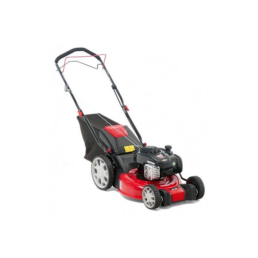 yardman self propelled lawn mower manual